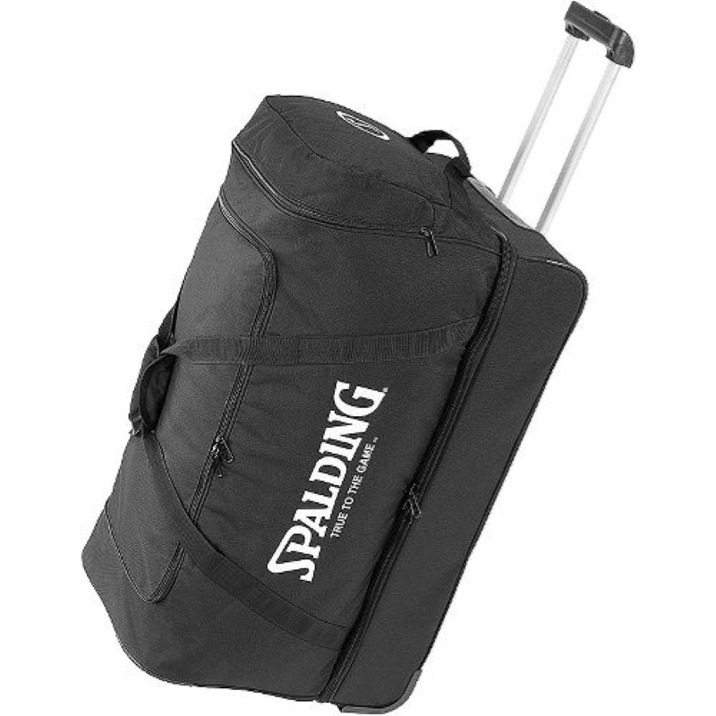 Spalding XL Trolley - black