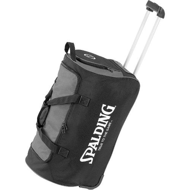 Spalding Travel Trolley Air - black